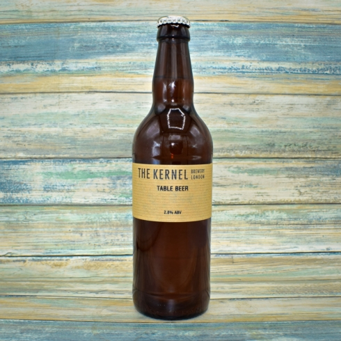 Table Beer 500ml 2.8% Vic Secret, HBC 431