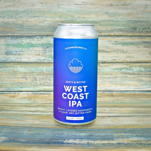 West Coast IPA 6%