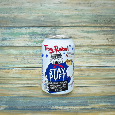 Stay Puft Imperial Eggnog Marshmallow White Porter