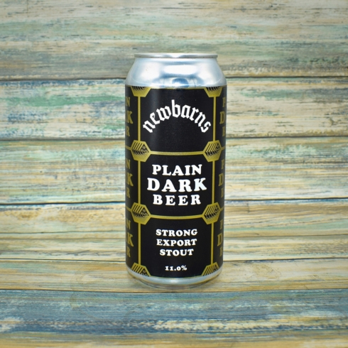 Plain Dark Beer